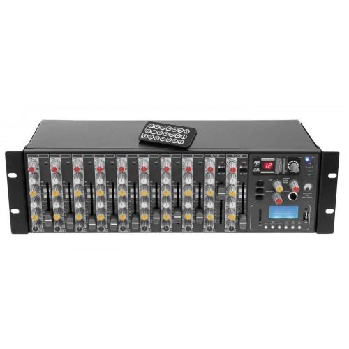 RM-1422FX USB Rack Mixer MP-3