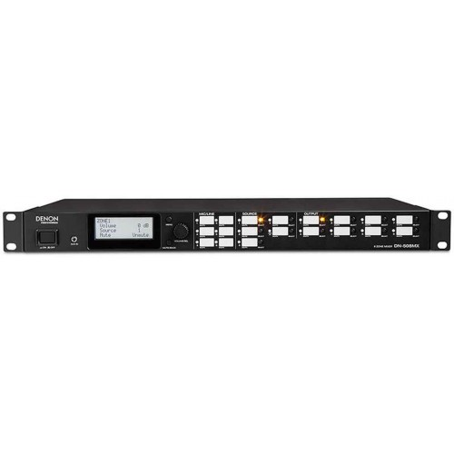Denon DN-508MX 8-strefowy mikser profesjonalny