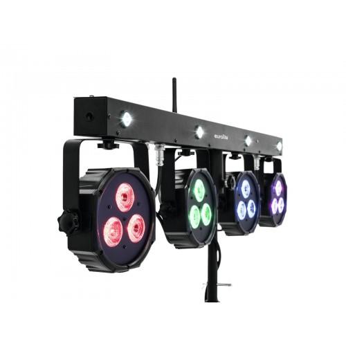 EUROLITE LED KLS-170 Compact Light Set