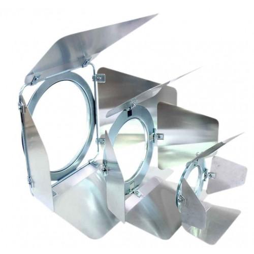 EUROLITE Barndoors PAR-20 Spot silver