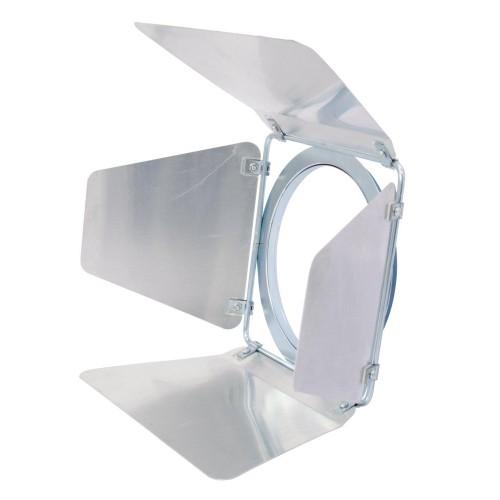 EUROLITE Barndoors PAR-56 Spot silver