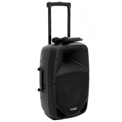 OMNITRONIC MES-12BT2 Wireless PA System