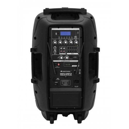 MES-12BT2 Wireless PA System