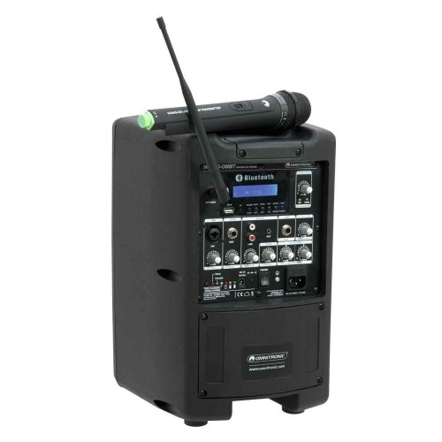 WAMS-08BT Wireless PA System