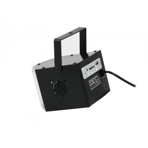 EUROLITE LED Mini D-4 Beam Effect MP3