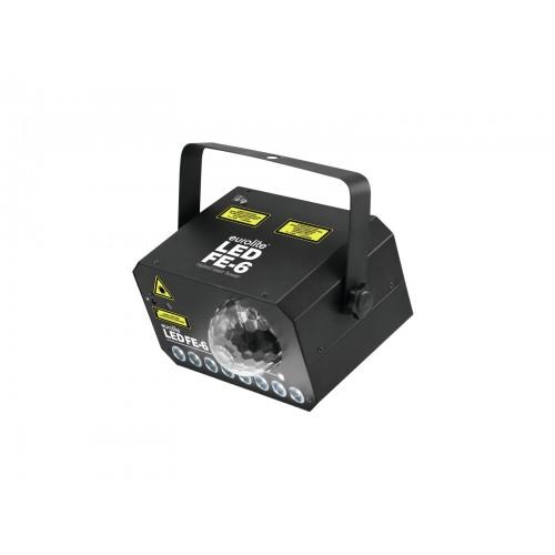EUROLITE LED FE-6 Hybrid Laser Flower