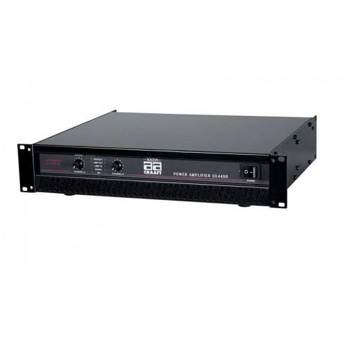aaCraaft SX 4400 - Końcówka mocy