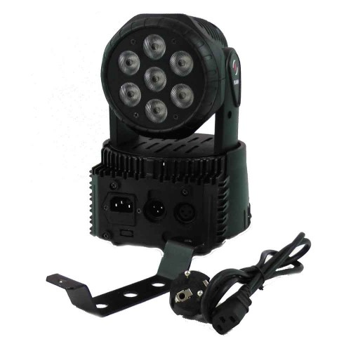 LED Wash MH 7x10 RGBW 4in1