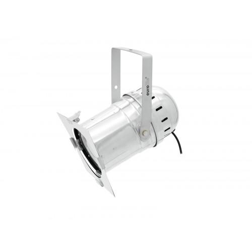 EUROLITE LED PAR-56 COB RGB 100W silwer