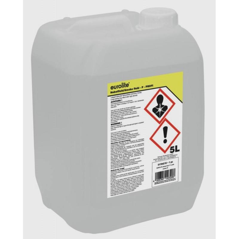 EUROLITE Smoke Fluid -P- professional, 5l