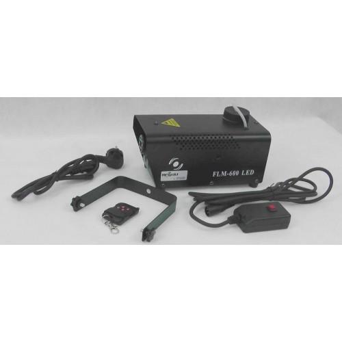 FLM-600 MINI MASZYNA DO DYMU Pilot diody Green