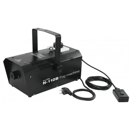 EUROLITE N-110B Fog Machine black