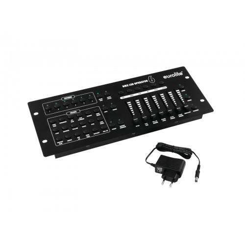 EUROLITE DMX LED Operator 6 Controller