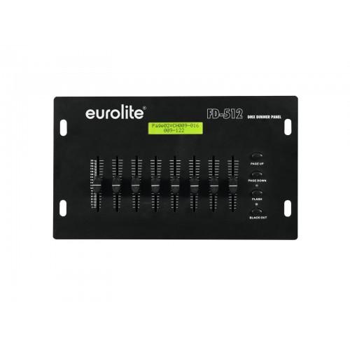 EUROLITE FD-512 DMX Dimmer Panel