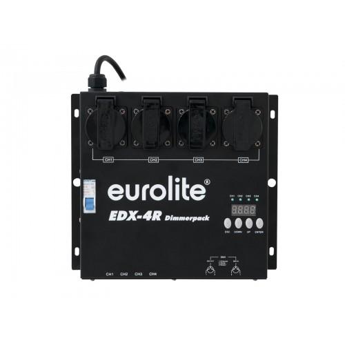 EUROLITE EDX-4R DMX RDM Dimmer Pack