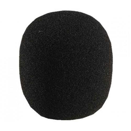 Gąbka mikrofonowa czarna