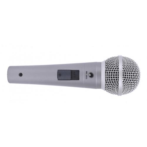 MIC 85S Dynamiczny Mikrofon z wyłącznikiem Omnitronic