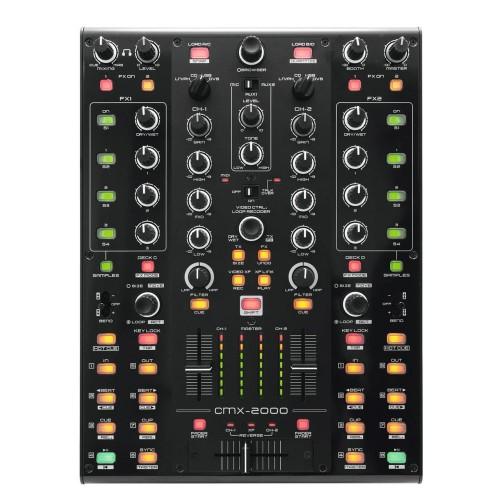CMX-2000 2+1-channel MIDI controller