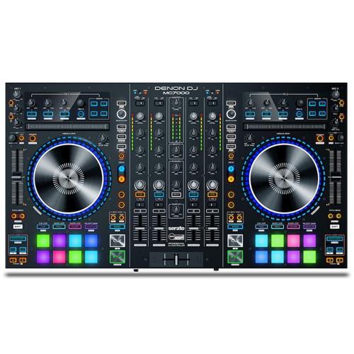 MC7000 DENON DJ