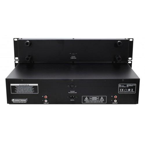 XDP-2800 Dual CD/MP3 Player