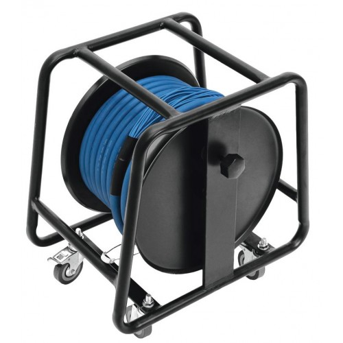 Multicore Stagebox 16/4 30m cable reel