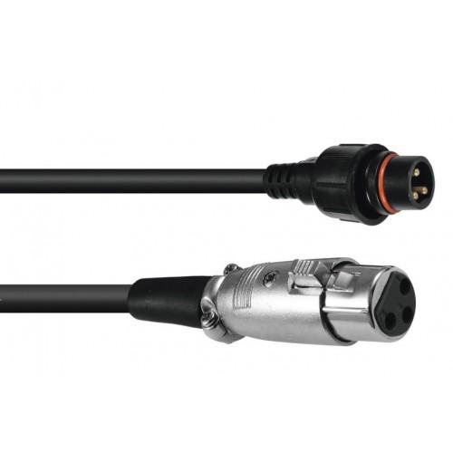 DMX-Adapter OUT LED IP-Par 1m