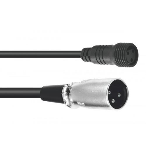DMX-Adapter IN LED IP-Par, 1m