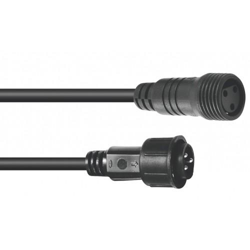 Kabel DMX do LED Par/Flood IP65 10mb