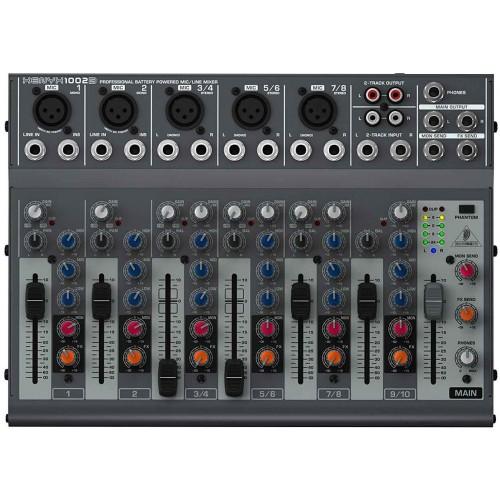 Behringer Xenyx 1002B Mikser audio