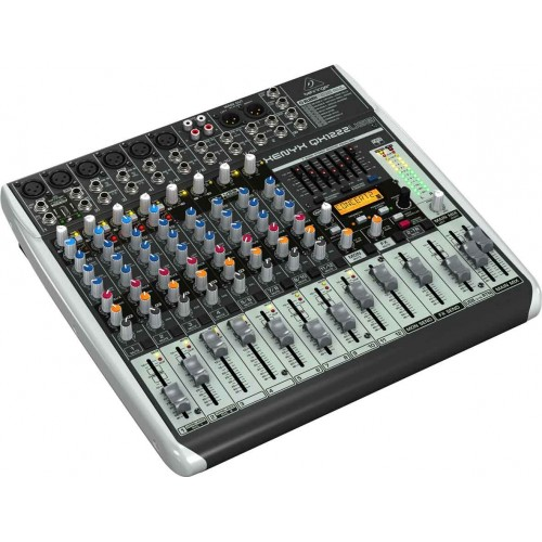 Behringer XENYX QX1222USB Mikser audio z USB