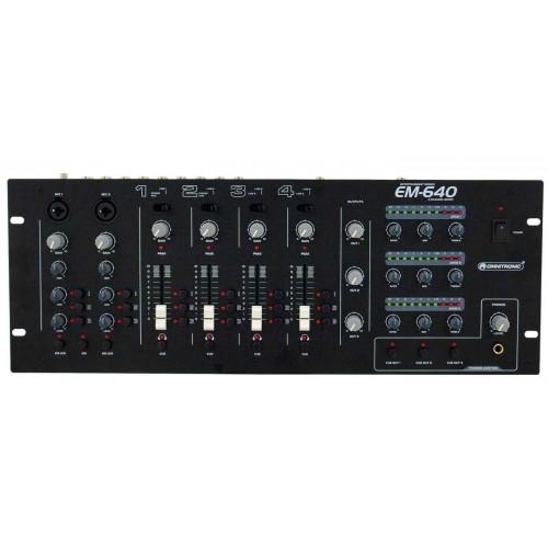 EM-640B mikser instalacyjny 3 strefowy