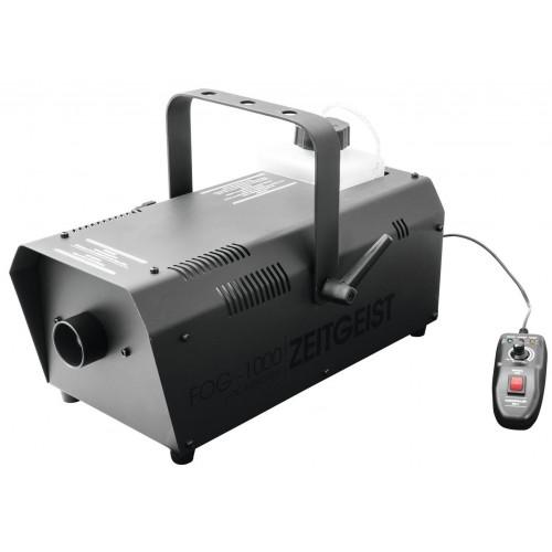 Zeitgeist FOG-1000 Fog machine Eurolite