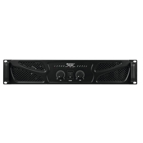XPA-350 Amplifier Omnitronic