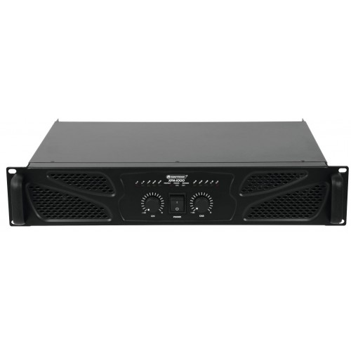 XPA-1000 Amplifier Omnitronic