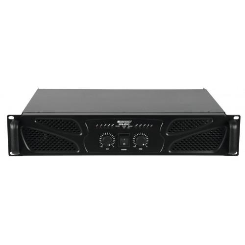 XPA-1200 Amplifier Onitronic