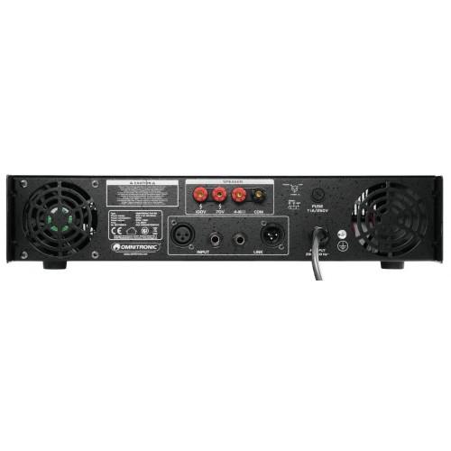 Wzmacniacz PAP-60 Omnitronic