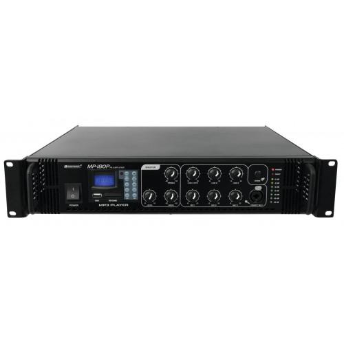 MP-180P wzmacniacz z mikserem 180Wat