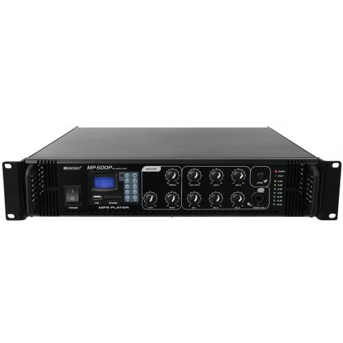MP-500P wzmacniacz z mikserem 500Wat