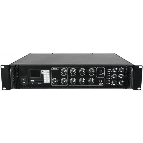 MPVZ-120.6P Wzmacniacz 6-stref mikser player