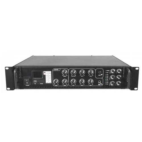 MPVZ-250.6P Wzmacniacz 6-stref mikser player