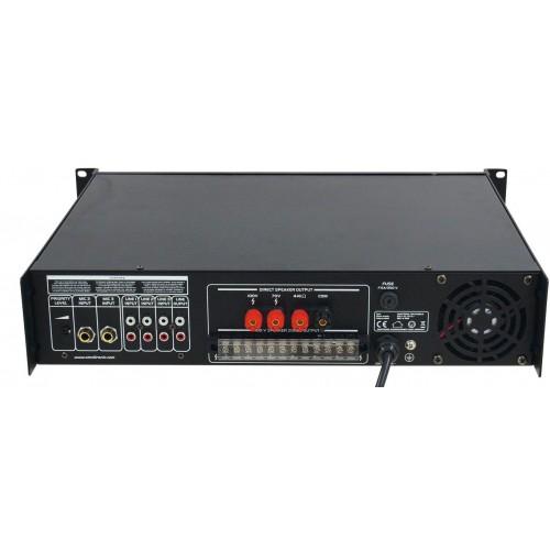MPVZ-350.6 wzmacniacz PA 6 strefowy