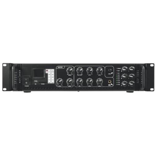 MPVZ-350.6P Wzmacniacz 6-stref mikser player