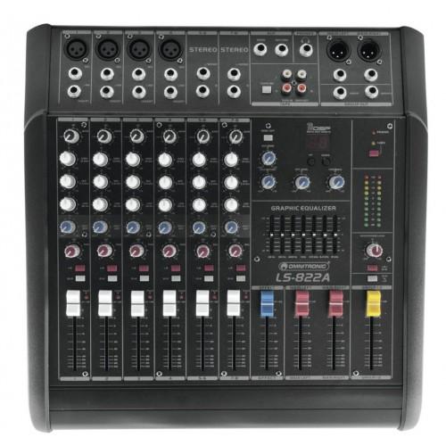 LS-822A Powermikser