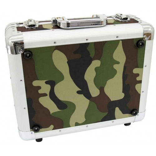 CD Case ALU CAMO