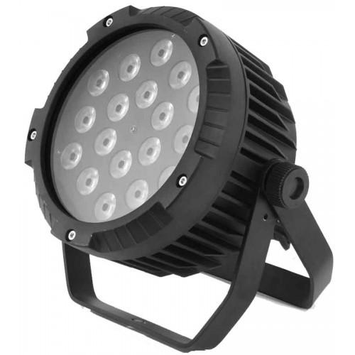 FLG-LED PAR 64 18x10W RGBW 4w1 IP65