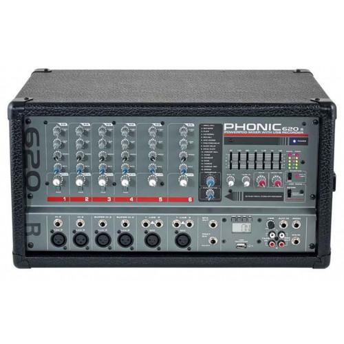 Phonic Powerpod 620 R Powermikser