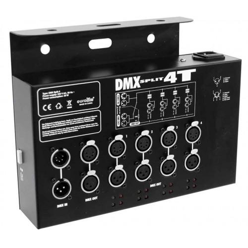 EUROLITE Split 4T DMX Splitter