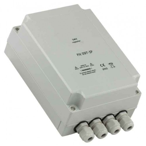 PX097 IP65 DMX Repeater