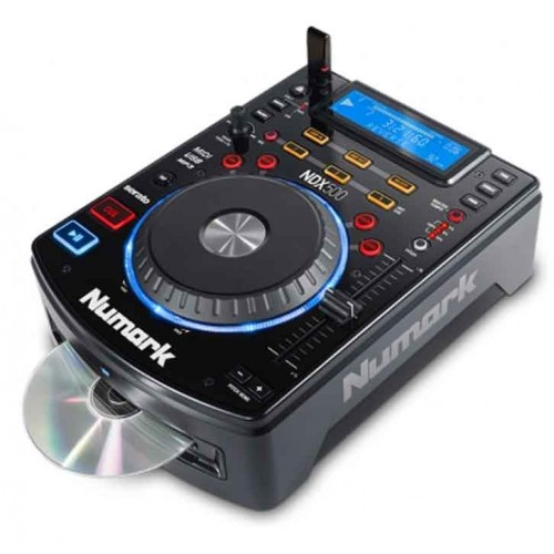 Numark NDX500 USB/CD Media Player - Software Controller