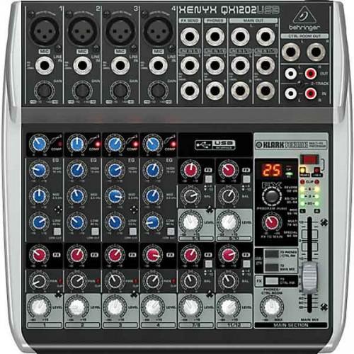 Behringer QX1202USB Mikser audio